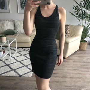 Dark grey Aritzia Dress